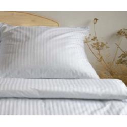 Pościel hotelowa z tkaniny satynowej Santa Cruz (poszewki)