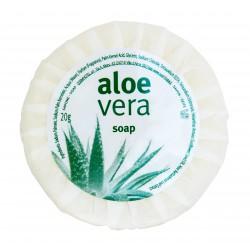 Mydełko plisowane 392szt Aloe Vera 20g hotelowe
