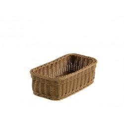 Koszyk do pieczywa, z polipropylenu, mały, - 1szt. T0562