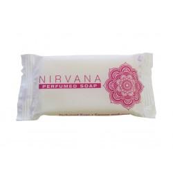 Mydło, mydełko hotelowe w opakowaniu typu flow pack 14g Nirvana - 100 szt.
