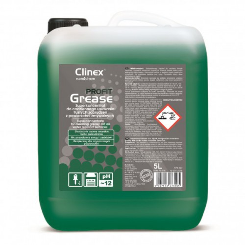 Clinex Profit Grease superkoncentrat odtłuszczający - 1 szt