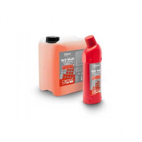 Clinex W3 Multi płyn do czyszczenia urządzeń sanitarnych  - 1 szt