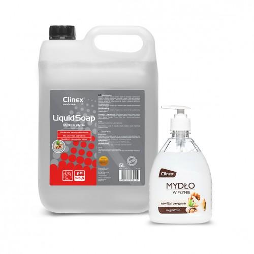 Clinex Liquid Soap mydło migdałowe  - 1 szt