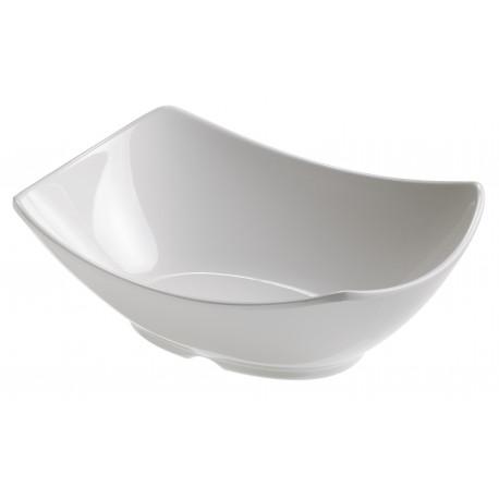 Miska prostokątna, mała, restauracyjna, seria Le Perle- 5szt Nr. 8105