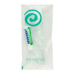 Zestaw do mycia zębów Aguazul 10szt