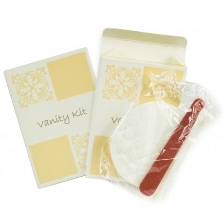 Zestaw kosmetyczny Vanity Kit hotelowy Acanto 100szt