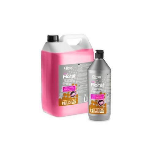 Clinex Floral BLUSH uniwersalny płyn do mycia podłóg - 1 szt