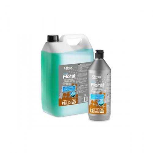 Clinex Floral Ocean płyn do mycia podłóg i innych powierzchni