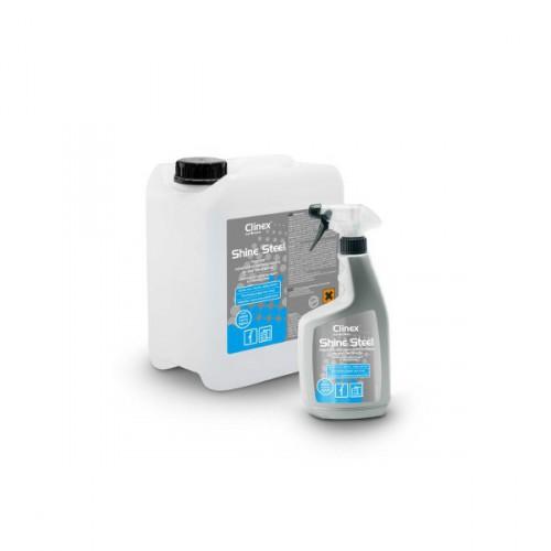 Clinex Shine Steel Reinigungsmittel für Edelstahlfläschen 1