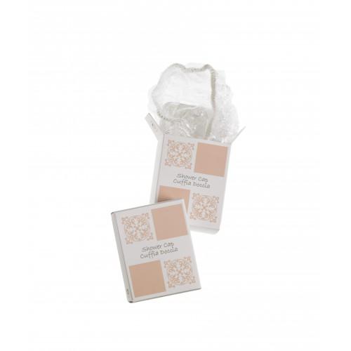 Acanto |  Hotel Einweg Einmal Duschhaube Duschkappe Karton