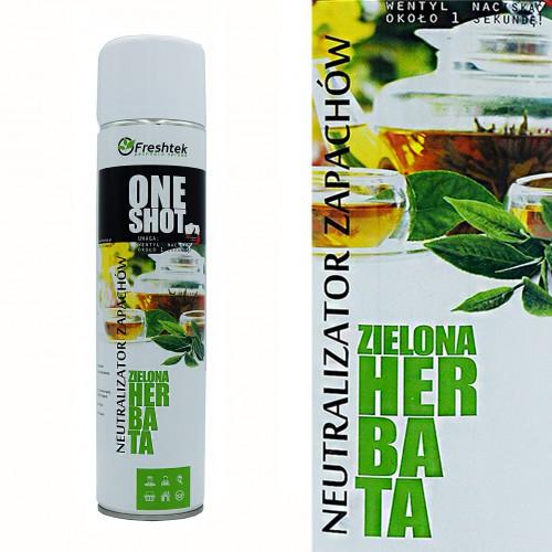 Luftspray für Hotel - Grüner Tee- 600ml