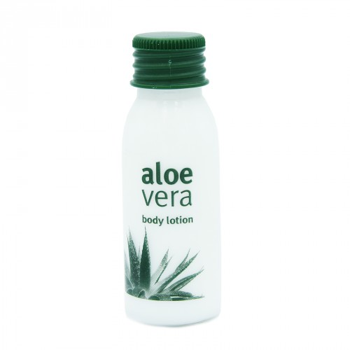 Balsam do ciała, hotelowy, Aloe Vera 30ml - 100 szt.