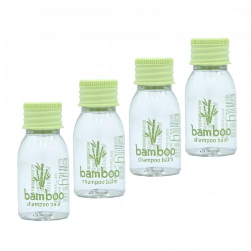 Szampon do włosów 300szt, Bamboo 20ml hotelowy