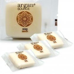Argan |  Hotel Argan Seife soap Hotelseife mit Arganöl Folie