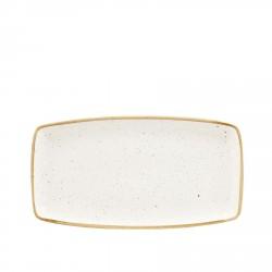 Półmisek porcelanowy szerokość 18,5 cm Evolve STONECAST BARLEY WHITE