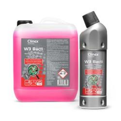 Clinex W3 Bacti płyn dezynfekująco - czyszczący - 1 szt
