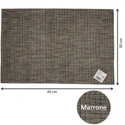 Podkładka, mata stołowa na stół- 12 szt. Marrone T2203.P12