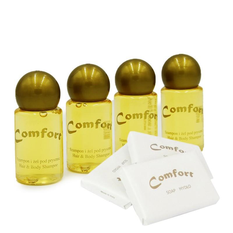 zestawy kosmetyczne   Zestaw kosmetyków Comfort mydełko 500szt