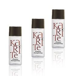 KARITE    Karite szampon do włosów z masłem shea 30 ml 50 szt