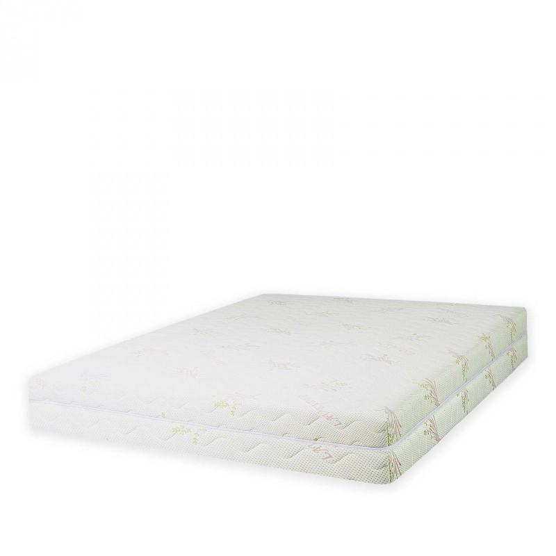 Pokrowiec na materac - tkanina Lavender   Comfort-Pur