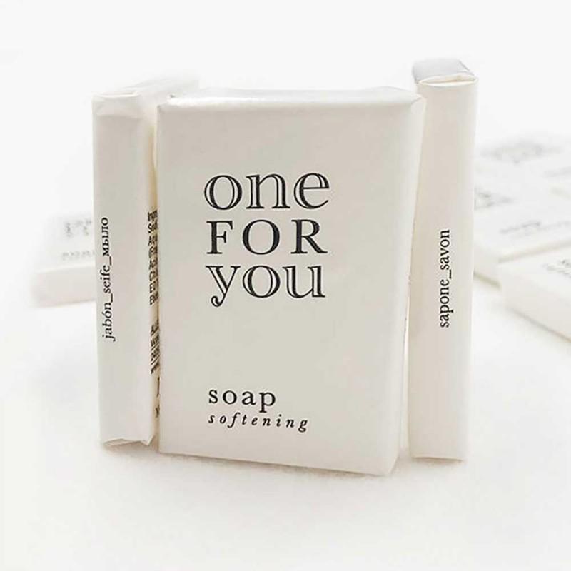 Mydło hotelowe w papierku One For You   Wyposażenie Hoteli  Terminowe dostawy