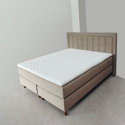 Łóżko kontynentalne LUX
