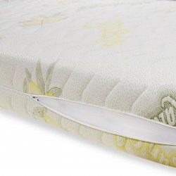 Pokrowiec na materac - tkanina Argan Oil | Comfort-Pur