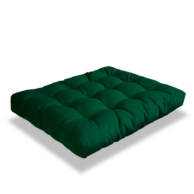 Poduszka pikowana do siedzenia na podłodze wielofunkcyjna, różne rozmiary