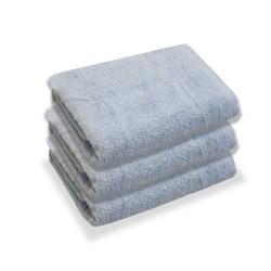 Hotel Handtuch Rimini blau Hotelqualität 100% aus Baumwolle 500 g/m2