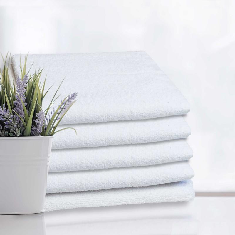 Białe ręczniki hotelowe100% bawełna | hotelowe.co