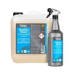 Clinex Steel Reinigungsmittel für Edelstahlfläschen 1 Stück
