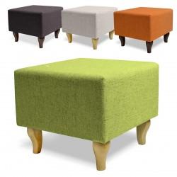 Komfortowa pufa do siedzenia PETER | producent Comfort-Pur