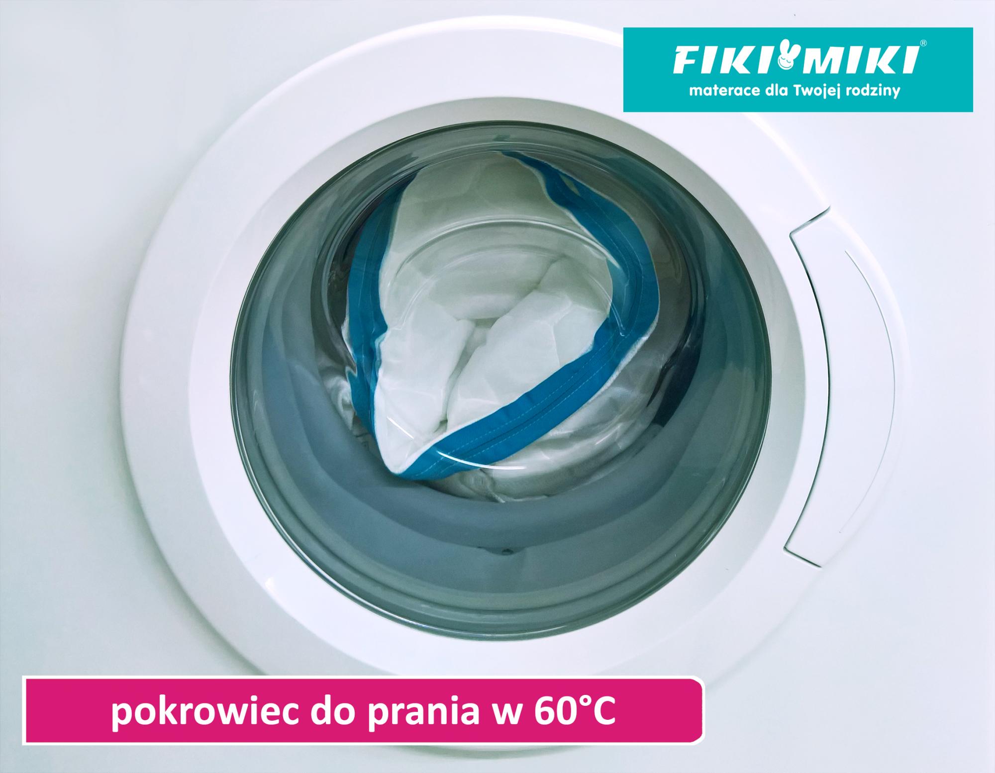 Natura Baby materacyk dla dzieci pokrowiec do prania
